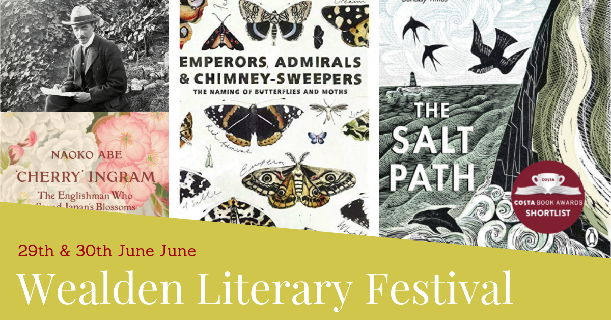 Wealden Literary Festival – a fun-filled weekend for all the family