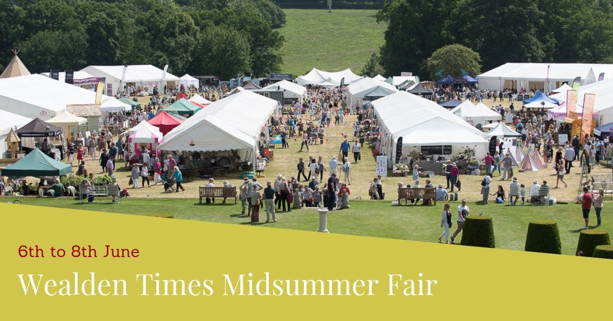 What to do in Kent this weekend – the Wealden Times Midsummer Fair