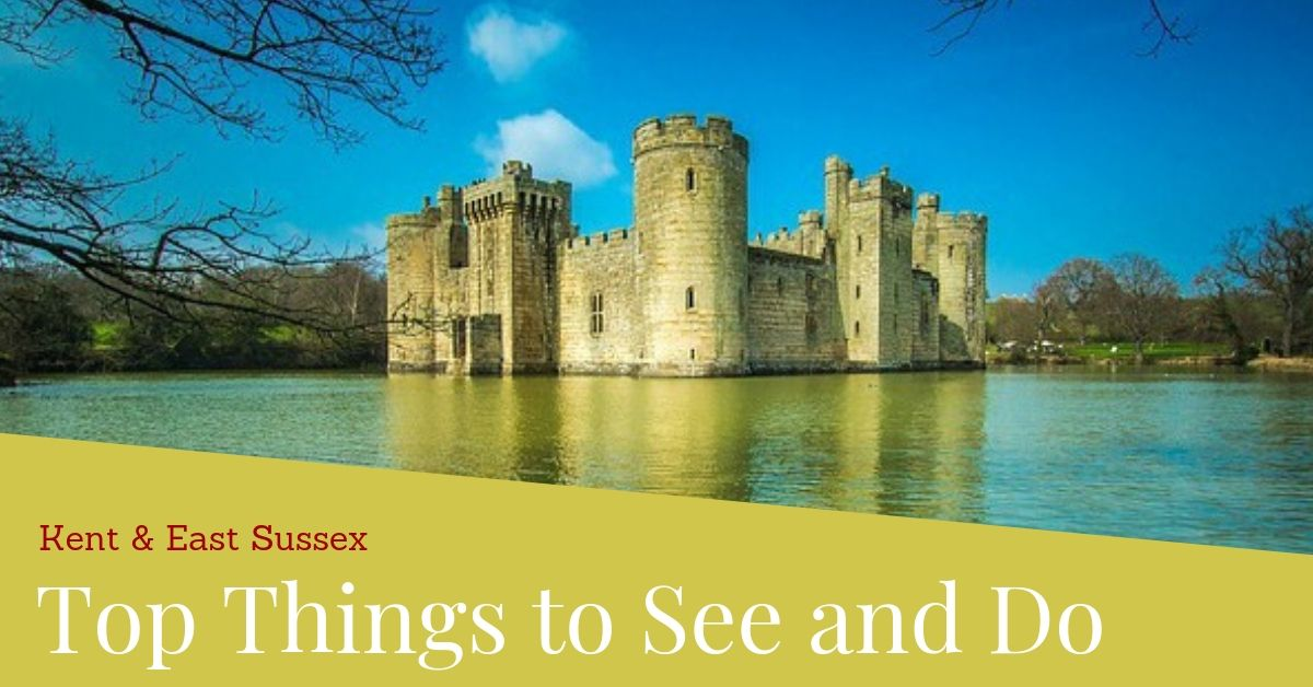Family days out in Kent & East Sussex
