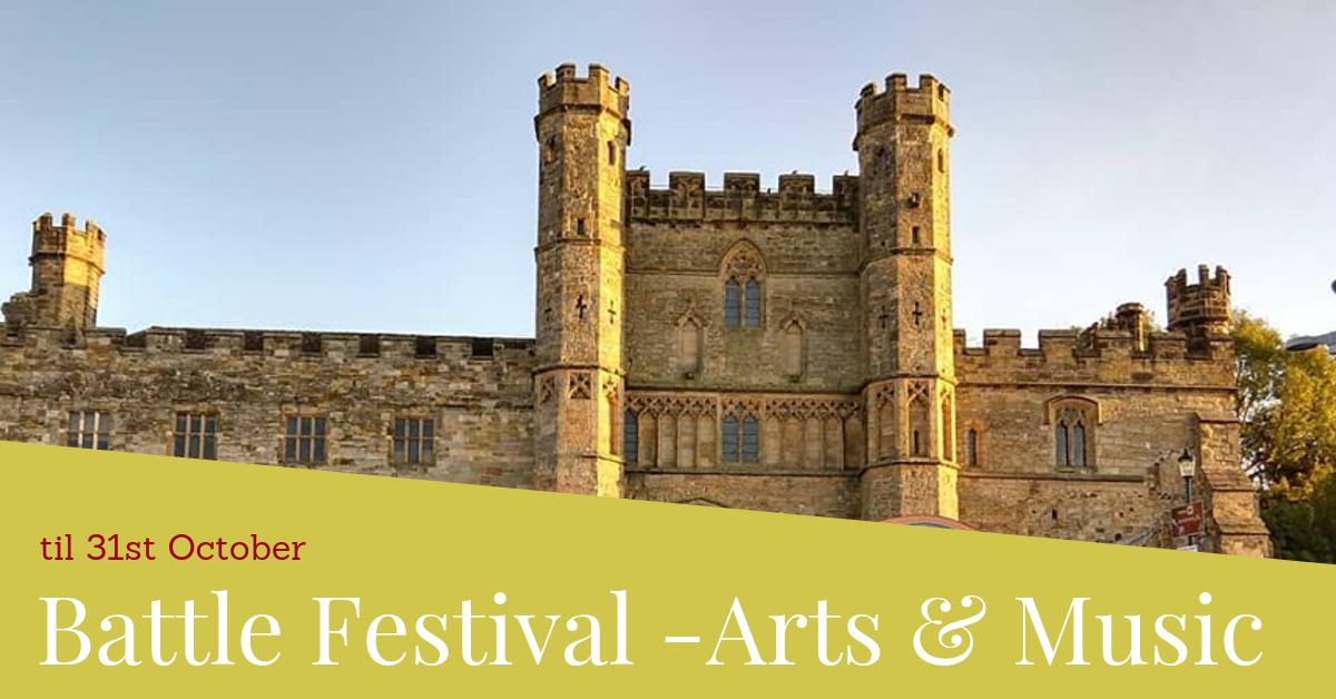 Southeast England's favourite family-friendly festival – Battle Festival of Arts & Music