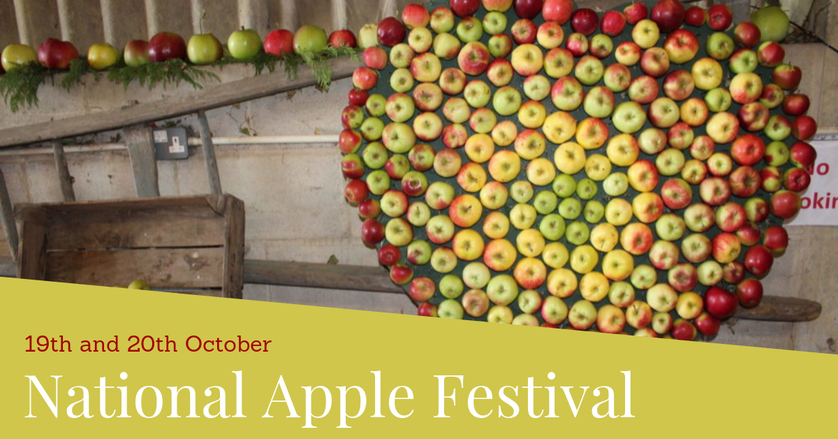 National Apple Festival – a family day out in Kent