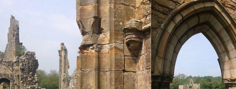 Ruins of Bayham Abbey