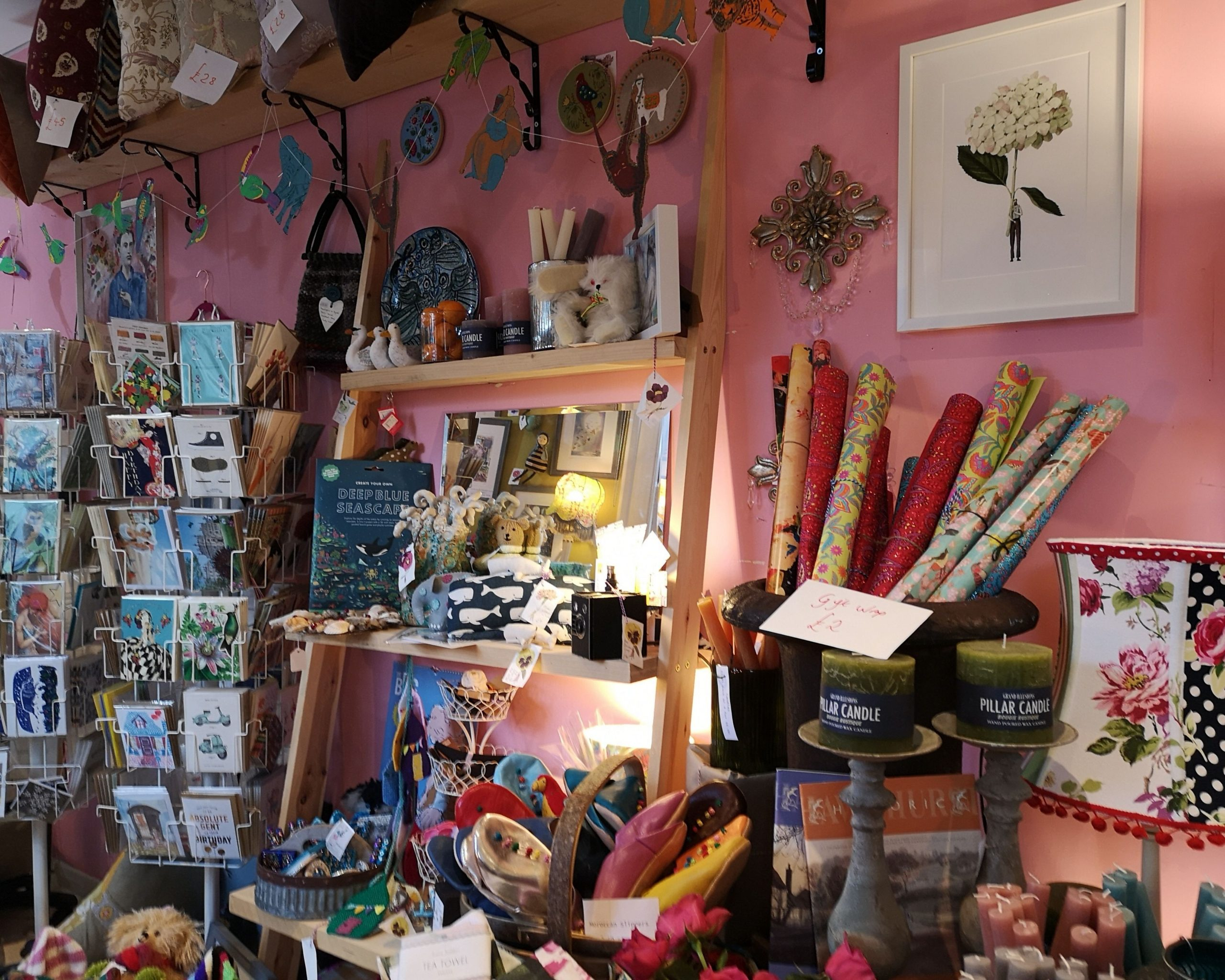 hand crafted gifts in Hawkhurst