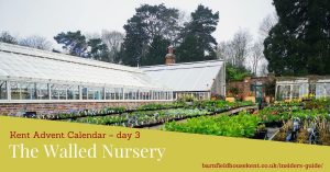 The Walled Garden Victorian greenhouses